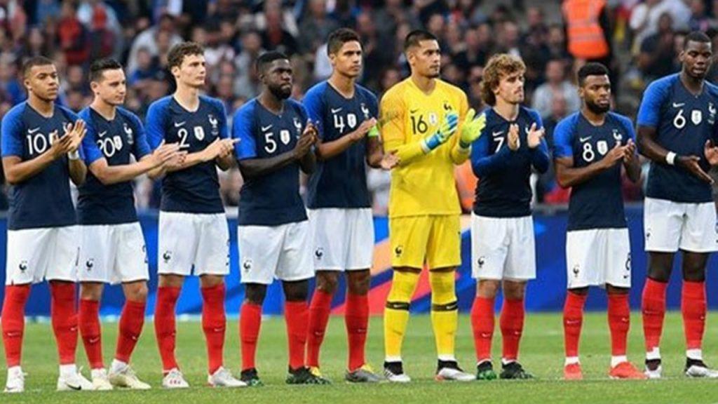 FRANSA'DA IRKÇILIK KRİZİ: EURO 2020 İÇİN MARŞ BESTELEMİŞTİ