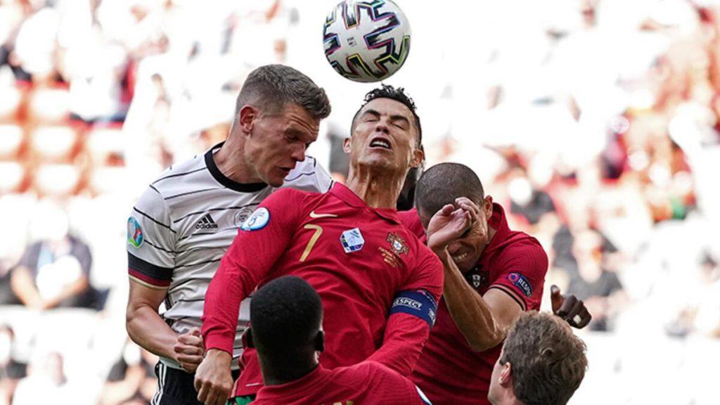 Almanya Portekiz Maçında 6 Gol EURO 2020