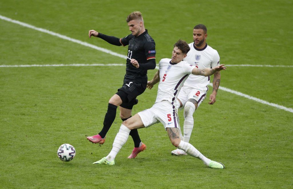 EURO 2020'de İngiltere Şeytanın Bacağını Kırdı