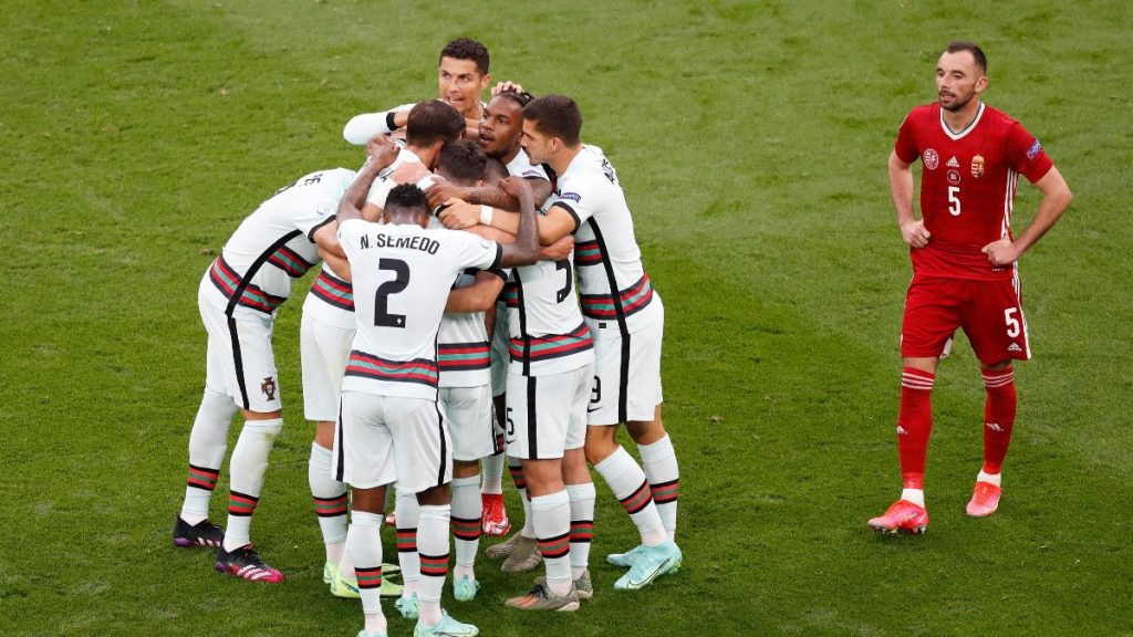 Euro 2020'de Macaristan: 0 - Portekiz: 3 – Ronaldo'dan Rekor Üstüne Rekor