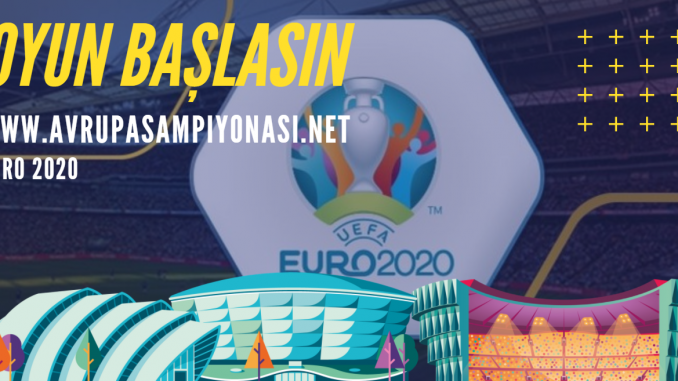 Avrupa Şampiyonası Euro 2020