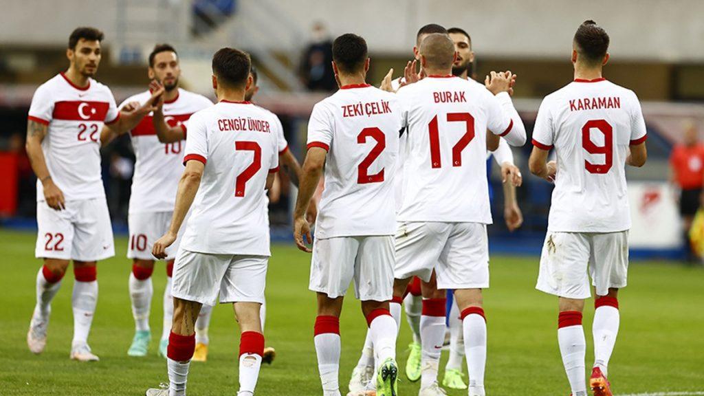 Milliler EURO 2020 İçin Roma'ya Moralli Gidiyor