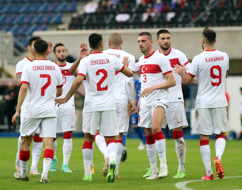 Türkiye'nin EURO 2020 Kadrosu Belirlendi