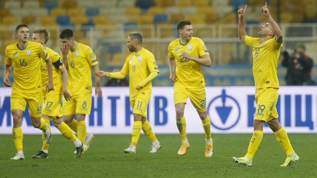 EURO 2020'de Ukrayna'dan İyi Oyun